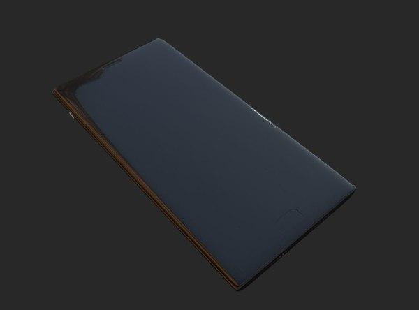 phone quixels obj