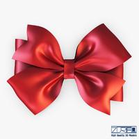 3d model bow v 2