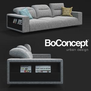 sofa hampton boconcept max