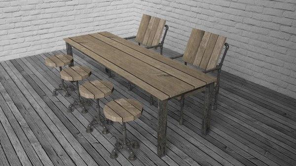 table kit 04 loft ma
