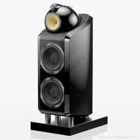 3d floorstanding bowers wilkins 800