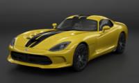 3d model 2016 dodge viper srt