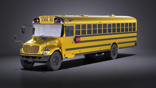 obj 2017 series bus