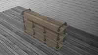 Shelf 03, Loft & wood