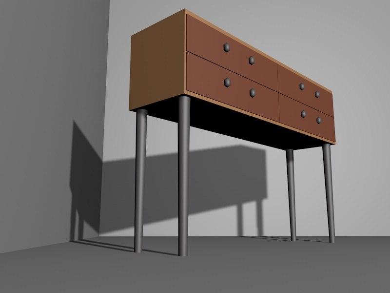 cabinet c4d