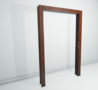Door frame L+R