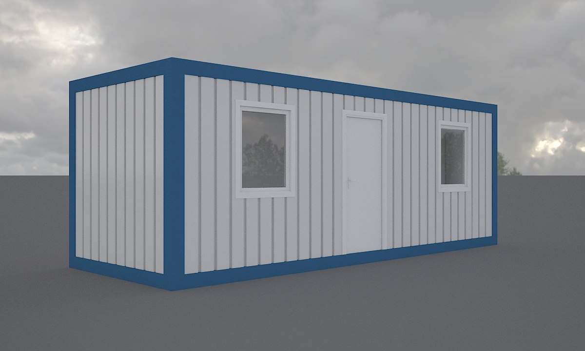 container mobile house max
