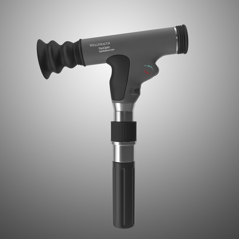 3d ophthalmoscope portable model