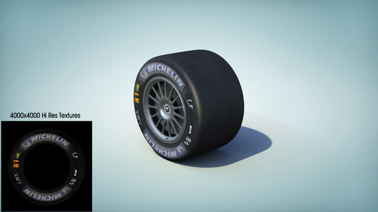 race tire max