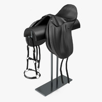 Christian Liaigre ECUYER SADDLE HOLDER