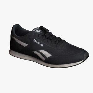 3ds reebok sneaker 1