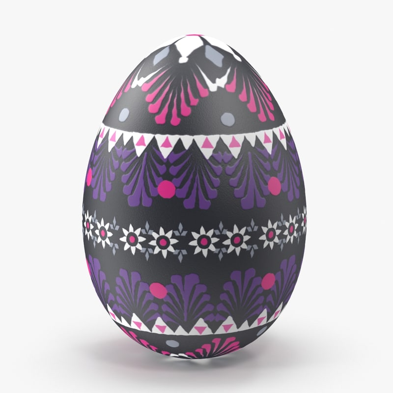german easter egg dark 3d max