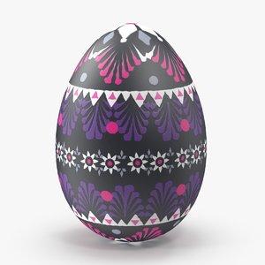 german easter egg dark 3d max