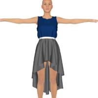 3d daz clothing genesis 3