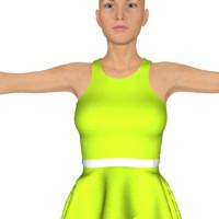 3ds daz clothing genesis 3