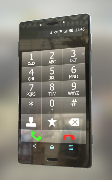 3d 3ds generic smartphone