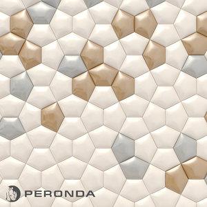 wall tile peronda 3d max