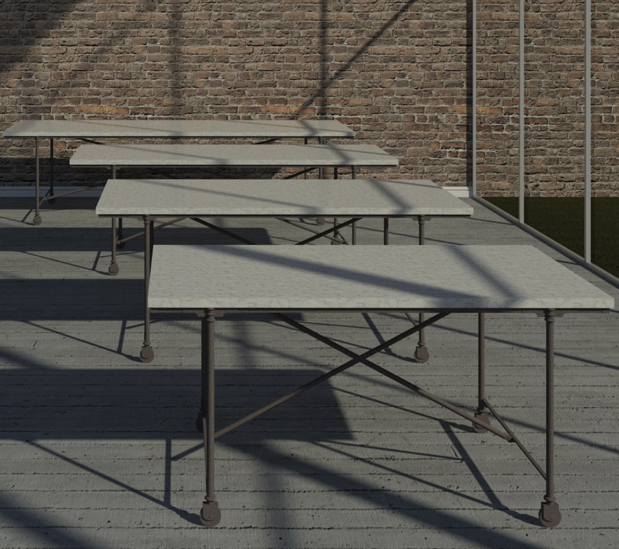 rfa dining table marble