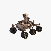 3d general planetary rover