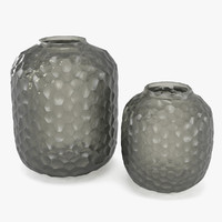 3d model guaxs bambola vase