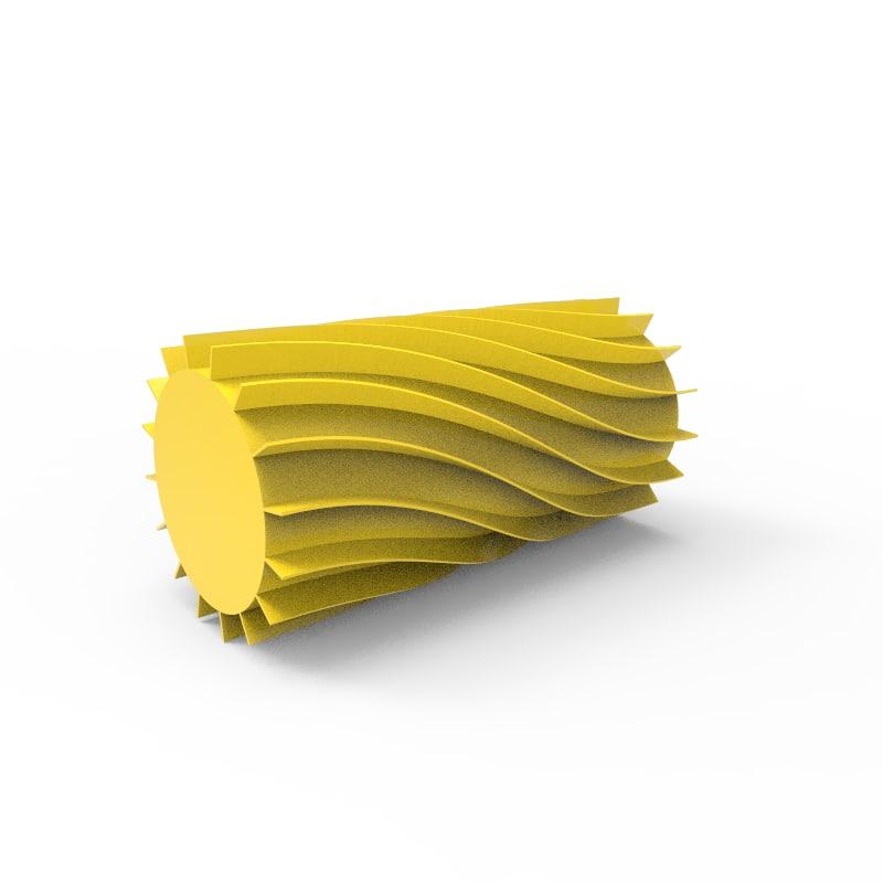 3ds mechanical fins