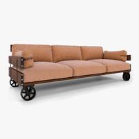 Sofa Loft 3s