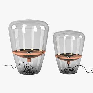brokis kupfer lamp set max