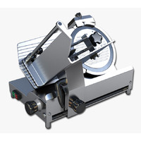commercial meat slicer 3ds