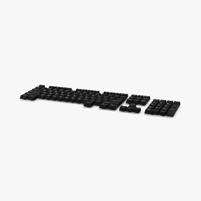 computer keys max