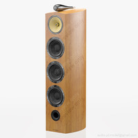floorstanding bowers wilkins 803 3d max