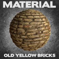 Old Yellow Bricks (Material)
