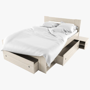 3d bed stella hoff model