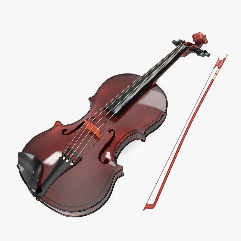 dxf violin