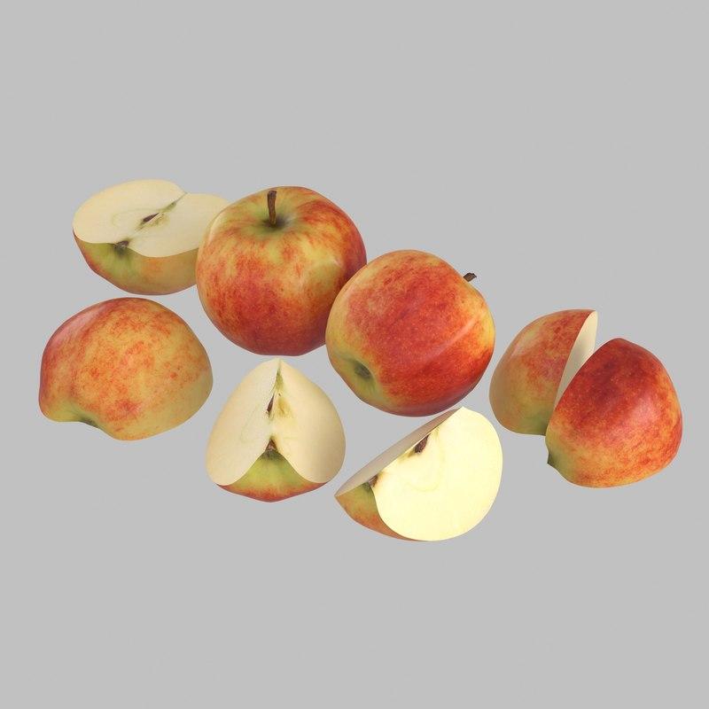 max apple red jonagold