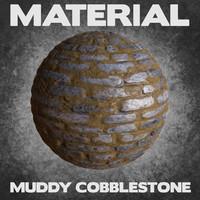 Muddy Cobblestone (Material)