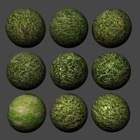 Ground Grass Pack 1