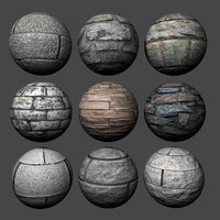 Stone Wall Pack 1