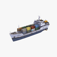 Light Cargo Ship