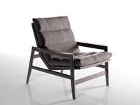 3d max ipanema armchair