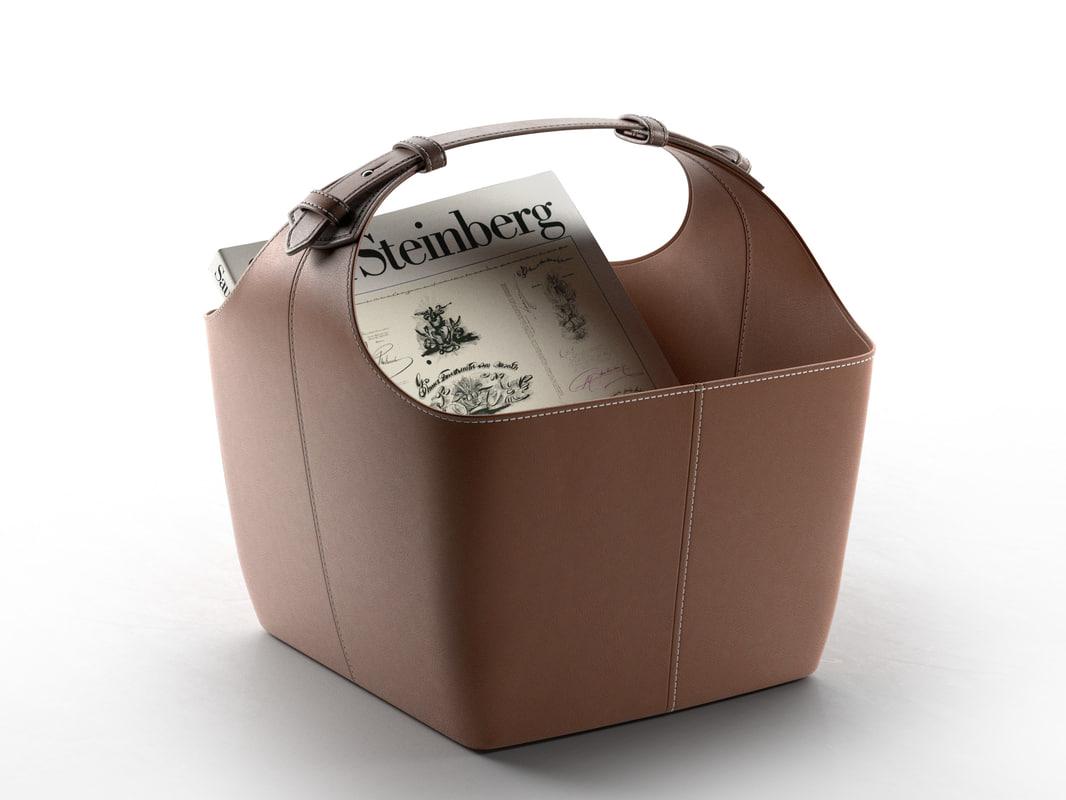 magazine box 3d max
