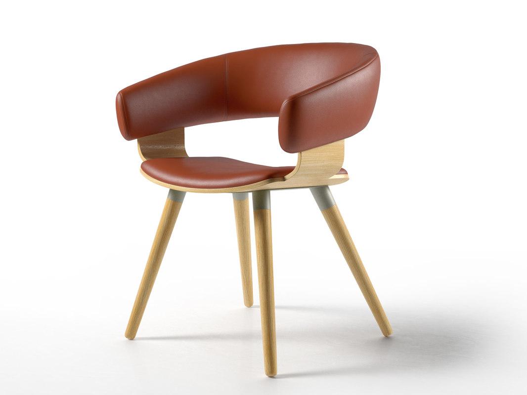 3d mollie chair