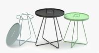 cane-line table cane line 3d model