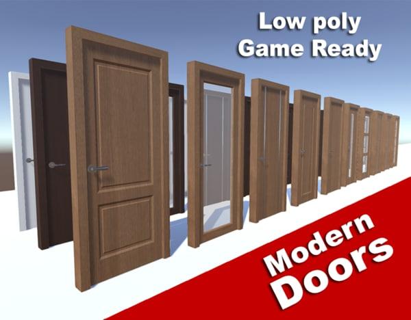 doors unity max