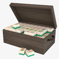 mahjong set max