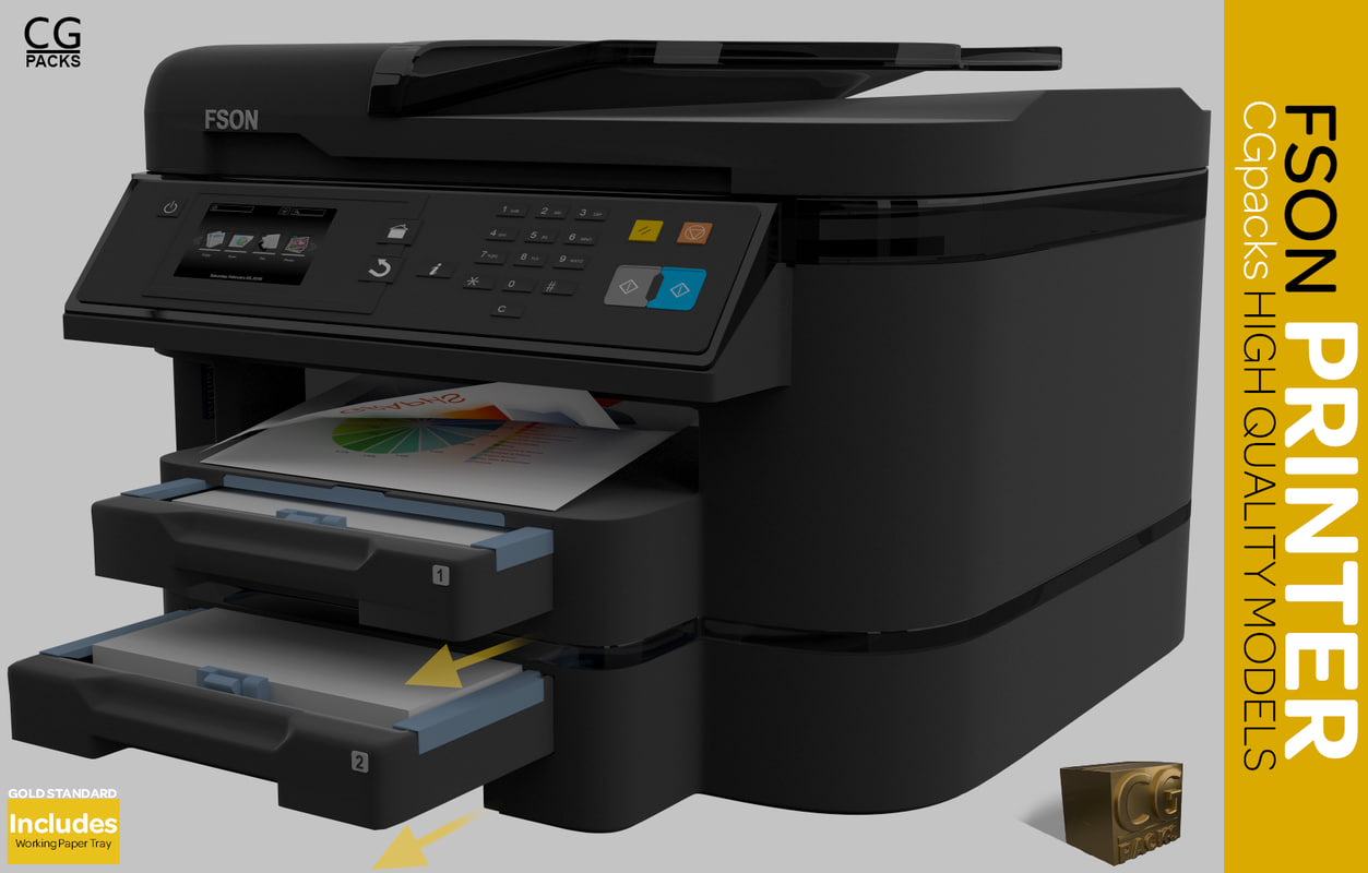 printer scanner copier max