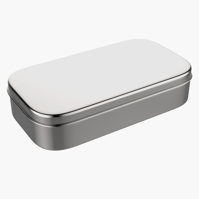 3ds medical instrumentation box