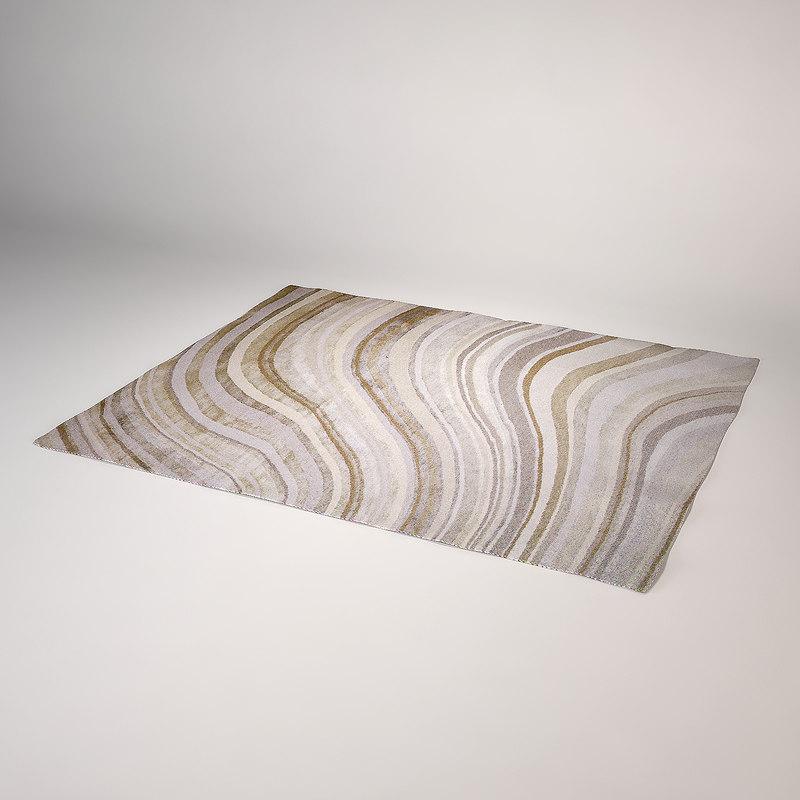 3d carpet modern model