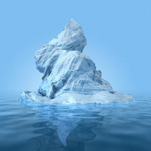 max iceberg 3