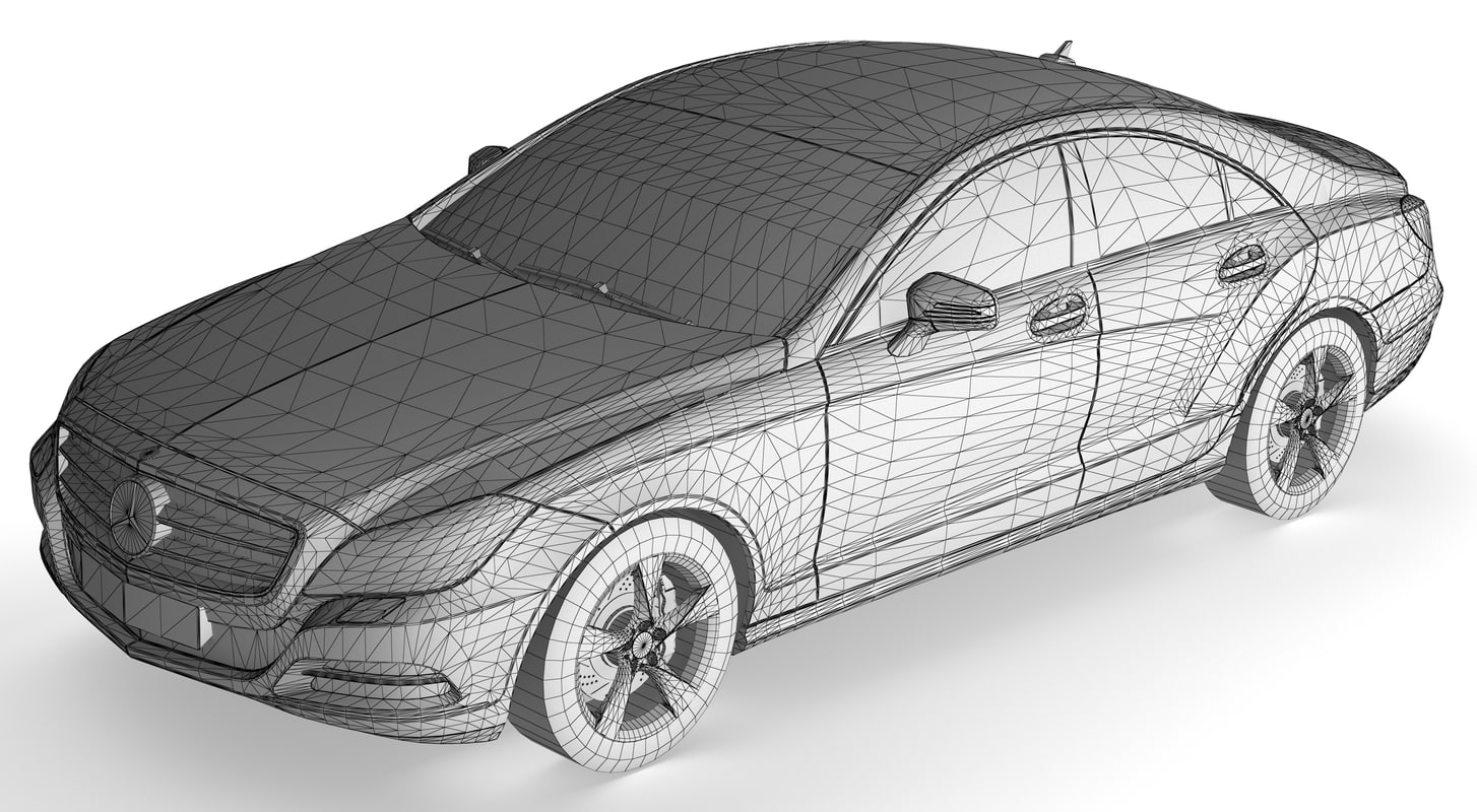 luxury mercedes-benz cls 350 max
