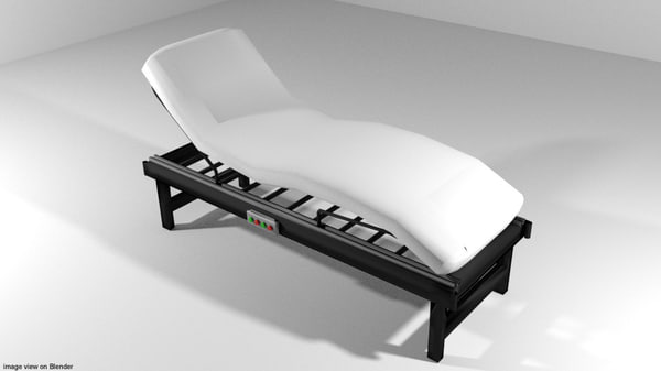 3d adjustable bed